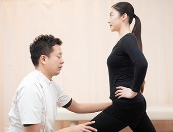 プロケアを卒業するための体幹トレーニングを指導します