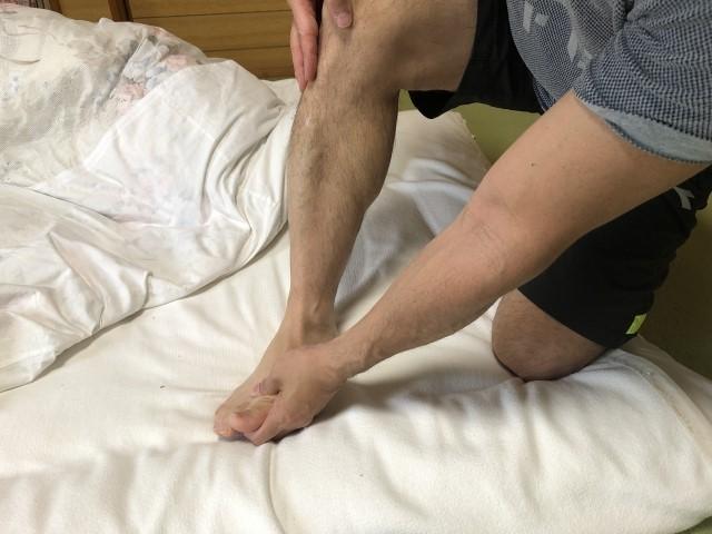 痛風による足の痛みで歩けない!そんなあなたへ