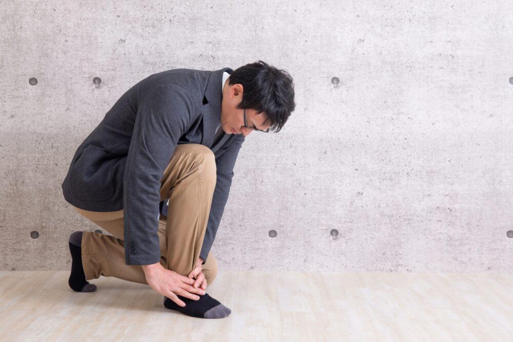 歩きすぎて足が痛い!それって足根洞症候群かも・・・